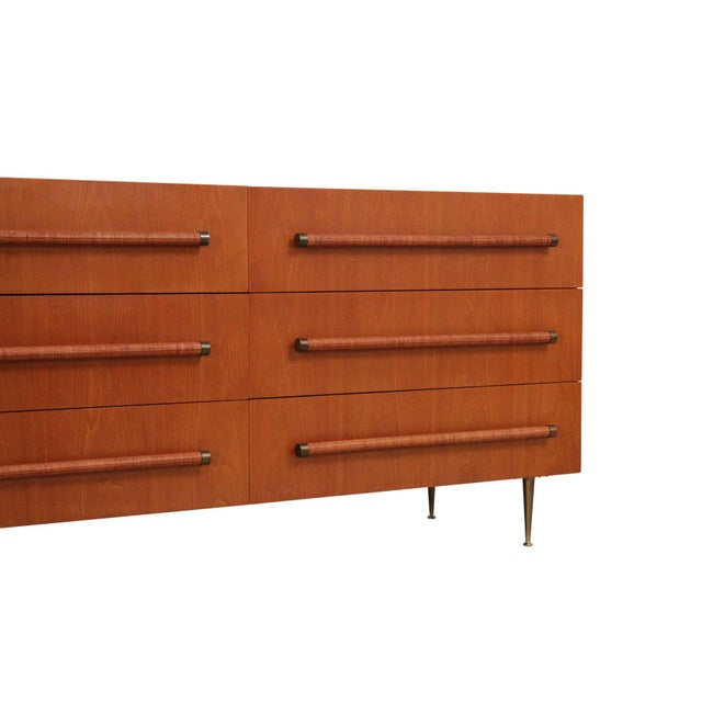 Metal Chest of Drawers by T. H. Robsjohn-Gibbings For Sale - Image 7 of 13