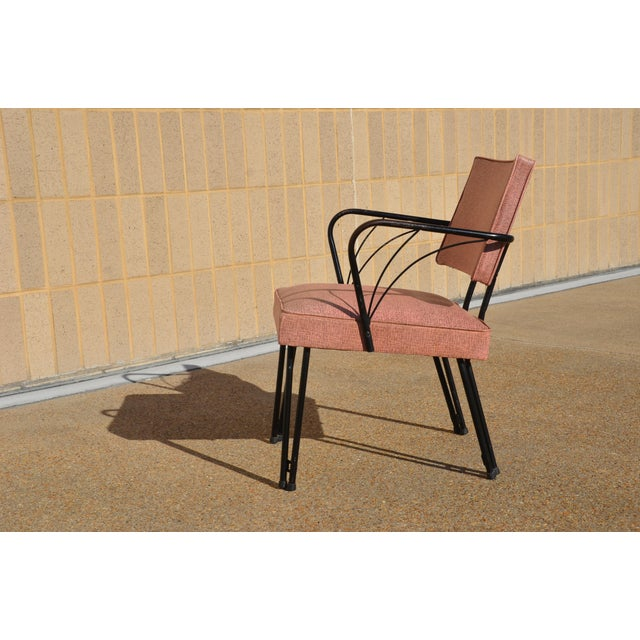 1950s Vintage Mid-Century Modern Viko Baumritter Lounge Chair For Sale - Image 5 of 13