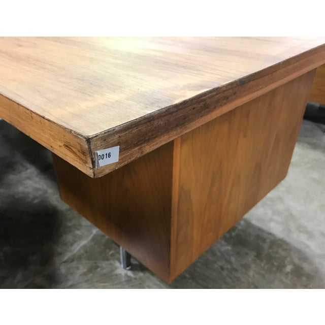 George Nelson for Herman Miller Executive Desk - Image 8 of 11