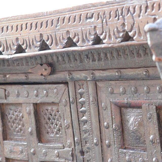 Antique Teak Gujarat Cabinet - Image 3 of 9
