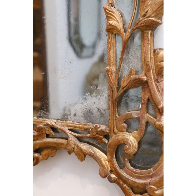 Regence Period Giltwood Mirror For Sale In Houston - Image 6 of 11