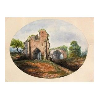 Delastre, Old Ruins Near Paris For Sale