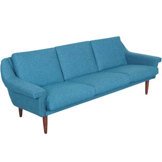 Danish Modern Sofa Attributed to Hans Wegner For Sale