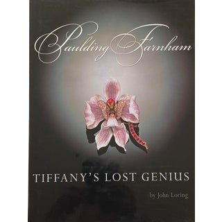 2000 Paulding Farnham: Tiffany's Lost Genius Book by John Loring For Sale
