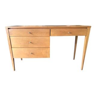 1950s Vintage Paul McCobb Planner Group Desk For Sale