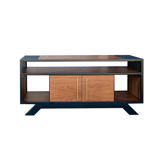 Metal Lloyd Credenza For Sale - Image 7 of 7