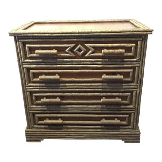 Rustic La Lune Collection Chest of Drawers For Sale