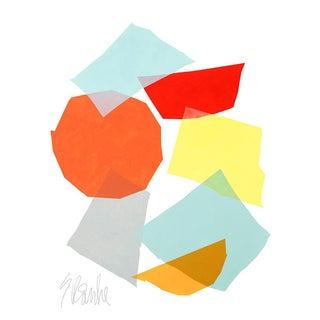 "Kite Fine Art Print 33"" X 41"" by Liz Roache For Sale"