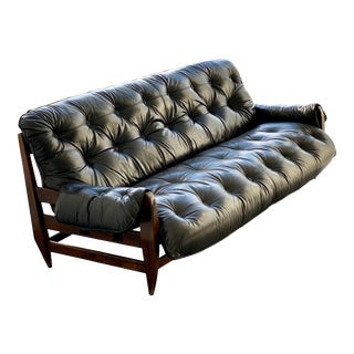 1960s Vintage Jacarandá Sofa For Sale