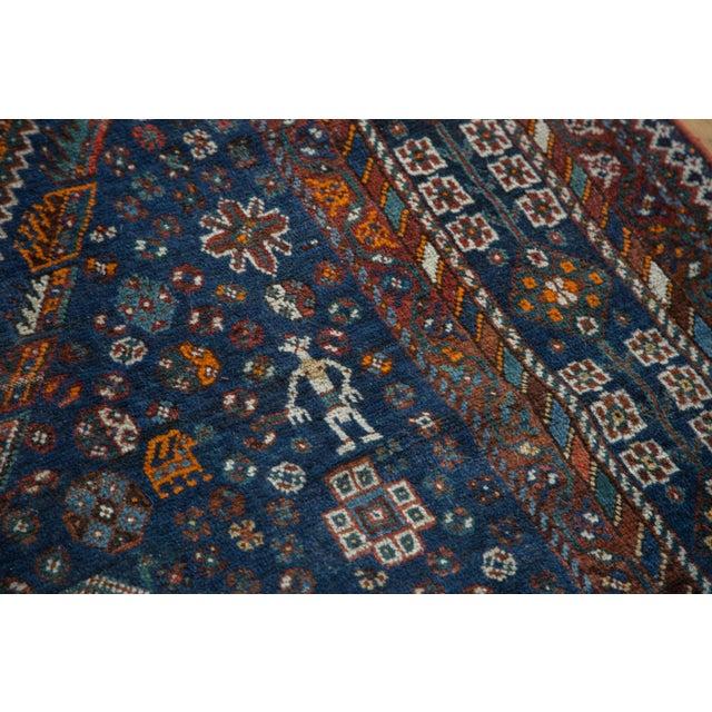 "Vintage Shiraz Carpet - 7'3"" X 9'5"" - Image 8 of 10"