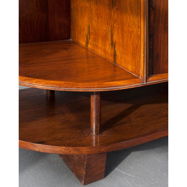 1950s Two-piece credenza For Sale - Image 5 of 8
