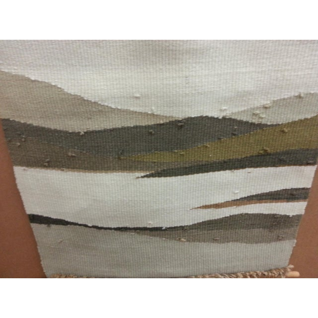 Woven Mountain Landscape Wool - Image 5 of 7