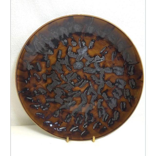Ceramic Contemporary Jaune De Chrome Dinner Plates - Set of 8 For Sale - Image 7 of 13
