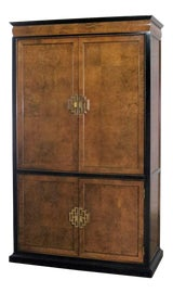 Image of Century Furniture Armoires Wardrobes and Linen Presses