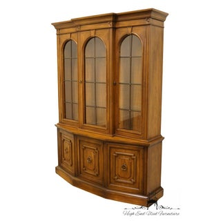 Drexel Heritage Adano Collection Italian Neoclassical China Cabinet Preview