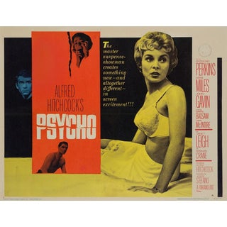 """""""Psycho"""" For Sale"""