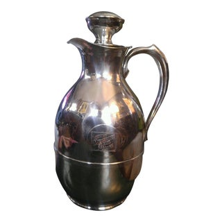 Antique Milwaukee Chicago St Paul and Pacific Railway Carafe For Sale