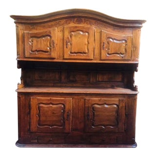 18th C. French Cupboard For Sale