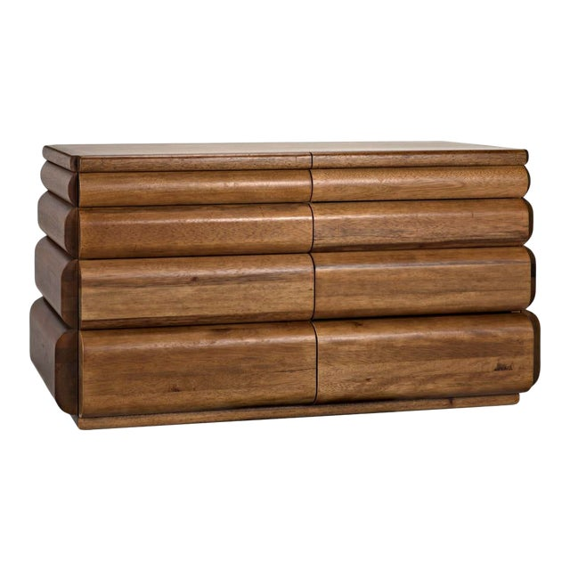 Corinth Sideboard, Dark Walnut For Sale
