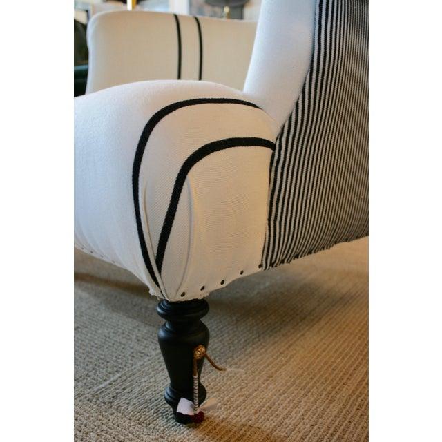 Bunakara Fingerprint Arm Chair For Sale In New York - Image 6 of 7