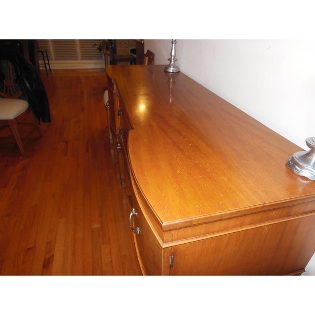 1930's Myrtlewood Buffet (2 of 3) For Sale - Image 5 of 11