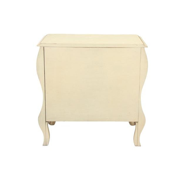 French Provencal Bombe Nightstands - Image 6 of 6