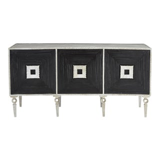 Global Views Artisan Media Console For Sale