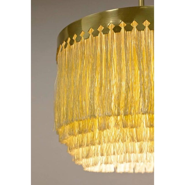 1960s Vintage ceiling lamp by Hans-Agne Jakobsson For Sale - Image 5 of 7