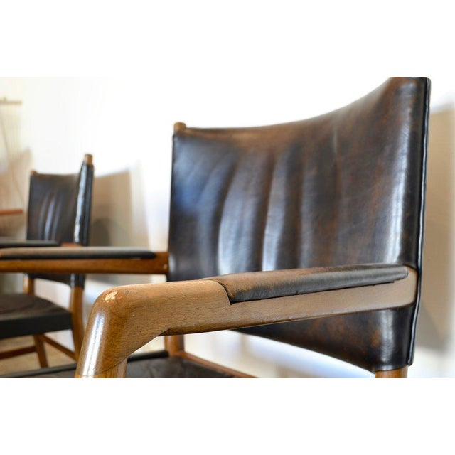 Mid-Century Modern Aarhus City Hall Chair by Hans Wegner For Sale - Image 3 of 10