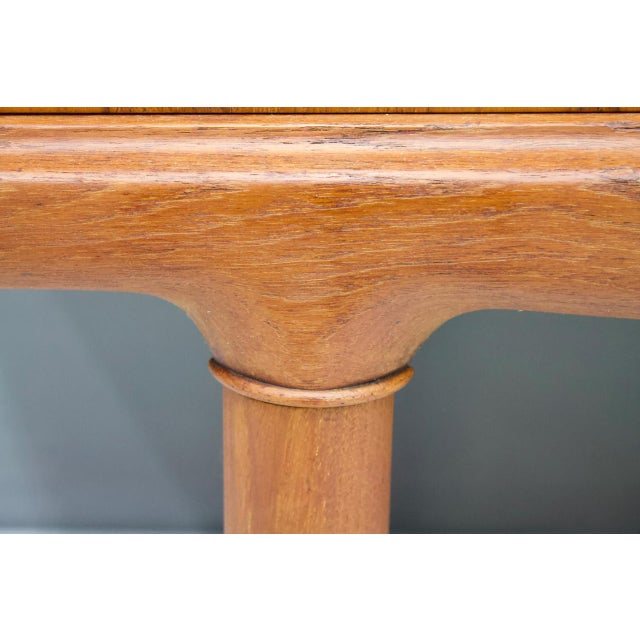 Wood Danish Teak Wood Sideboard by Axel Christensen for Aco Mobler 1960s For Sale - Image 7 of 8