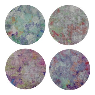 Impressionism Coasters, Set of 4 For Sale