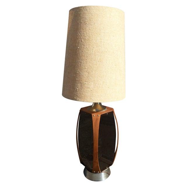 Danish Teak Floor Lamp - Image 1 of 6