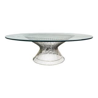 Platner Style Coffee Table