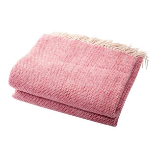 Contemporary Chalet Cherry Blossom Throw For Sale
