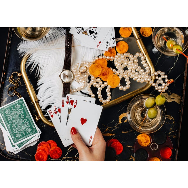 The cards have finally dealt you the puzzle you've been waiting for. Feeling Flushed is designed to raise the stakes for...