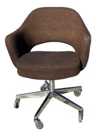 Image of Eero Saarinen Swivel Chairs