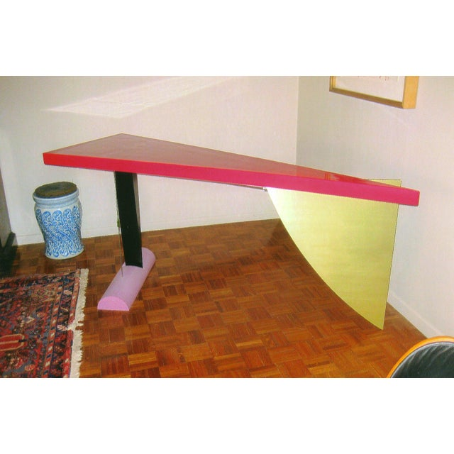 Peter Shire Peter Shire Brazilia Table For Sale - Image 4 of 4