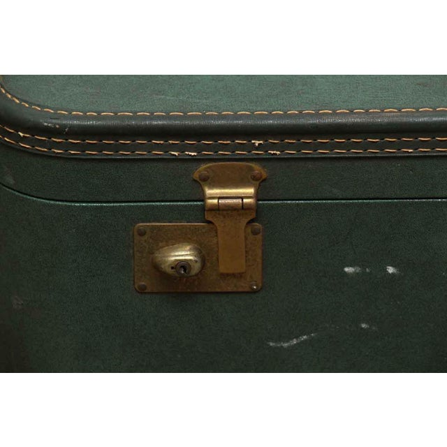 JC Higgins Green Suitcase - Image 4 of 10