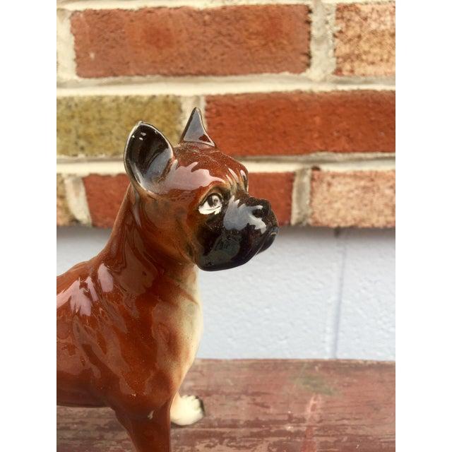1950s Vintage Boxer Dog Figurine - Image 3 of 5