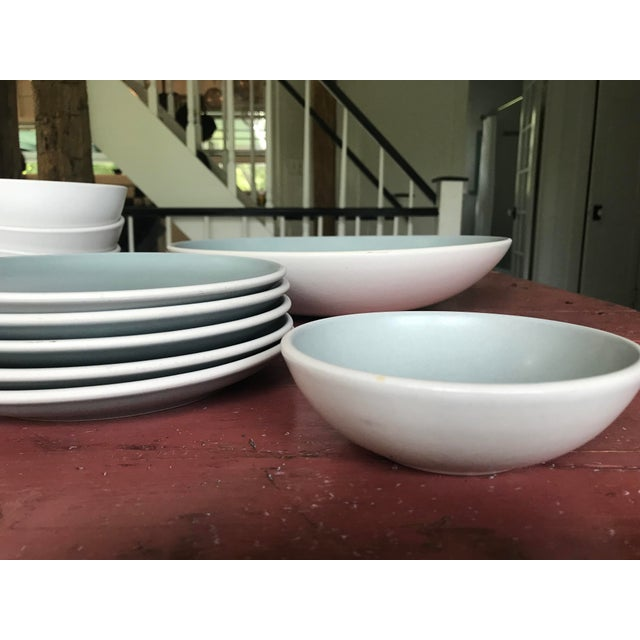 Heath Ceramics Plates and Bowls - Set of 33 For Sale - Image 10 of 12