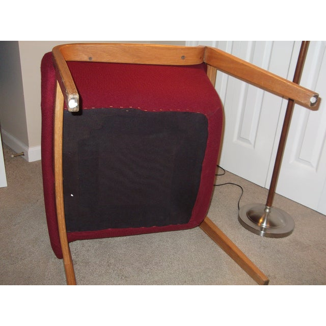 Bill Stephens Knoll Lounge Chair For Sale - Image 7 of 10