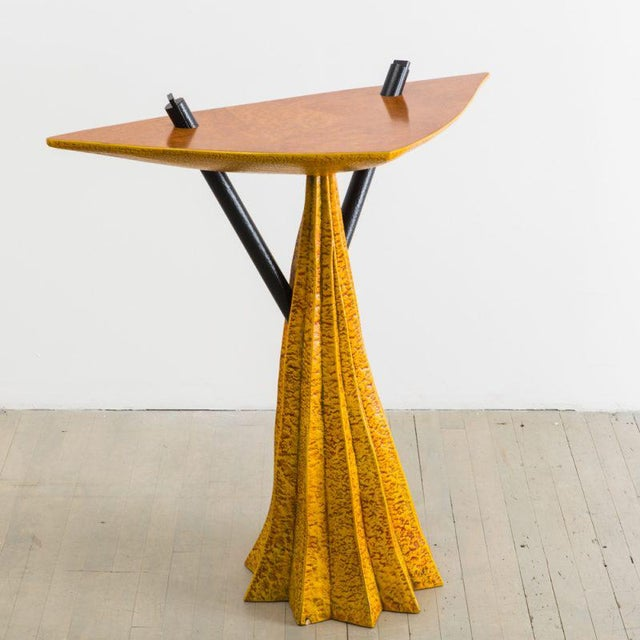 Wendell Castle, Foyer Console Table, USA, 2003 For Sale - Image 9 of 9