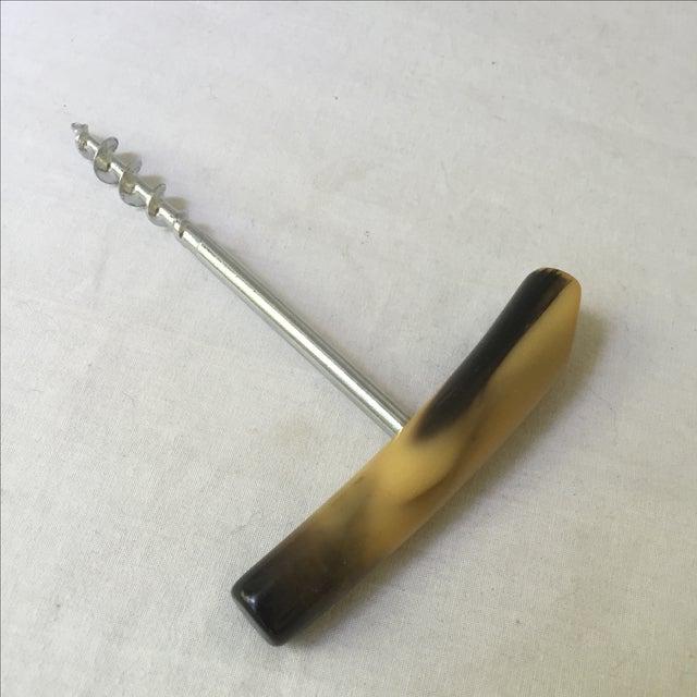 Vintage Horn Corkscrew - Image 4 of 4