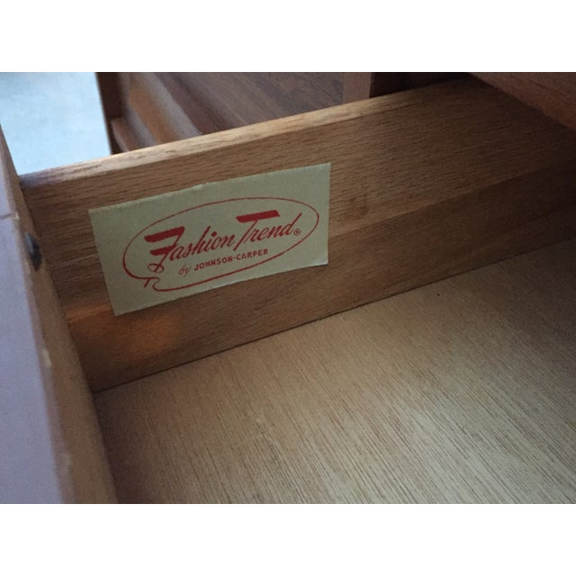Johnson Carper Mid-Century Dresser - Image 11 of 11
