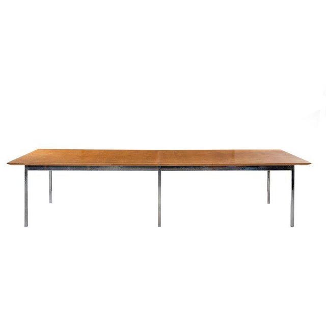 Florence Knoll Custom Table For Sale - Image 10 of 10