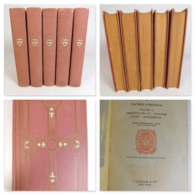 Harvard Classics Book Collection - Set of 46 - Image 9 of 11