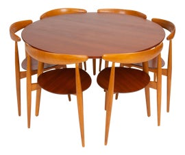 Image of Danish Modern Tables