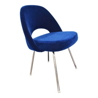 Knoll Eero Saarinen Armless Executive Chair For Sale