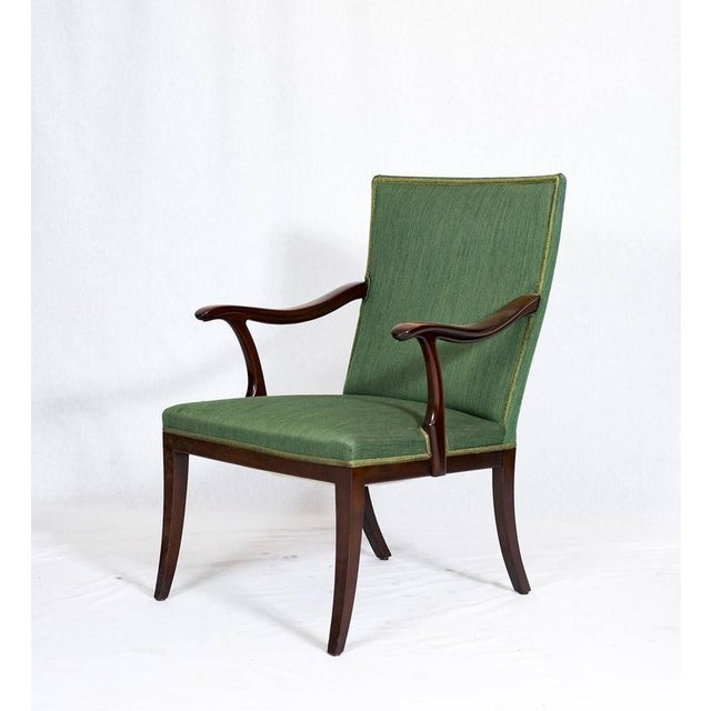 Frits Henningsen Lounge Chair - Image 3 of 10
