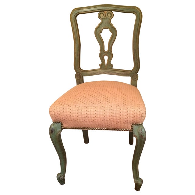 Vintage Dining Room Chairs - Set of 8 - Image 1 of 3